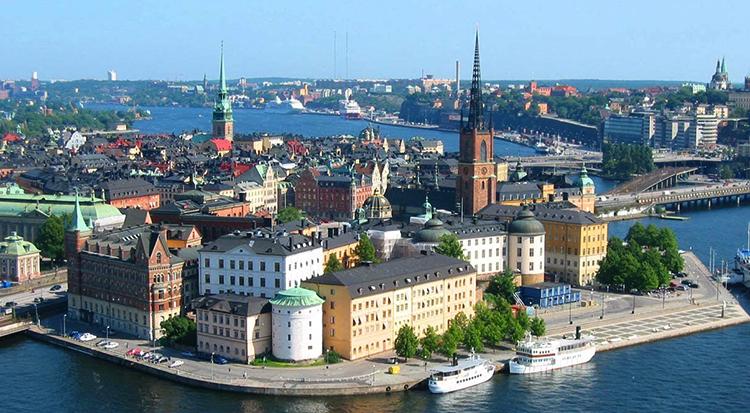 Мегаполис Стокгольм