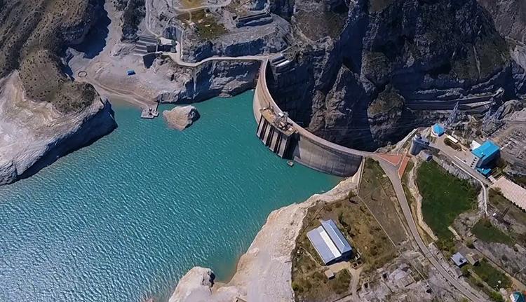 Сулакский каньон/Чиркейская ГЭС