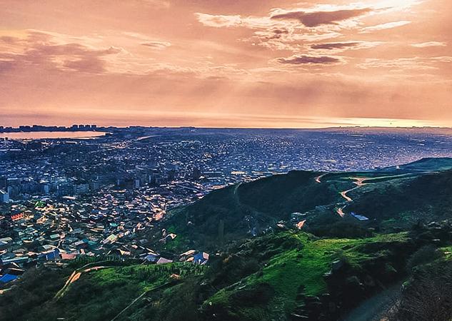 Гора Тарки-Тау