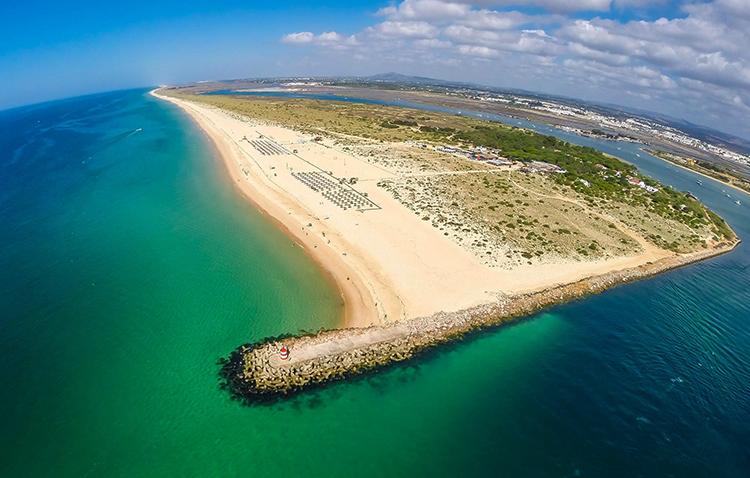 Остров Тавира