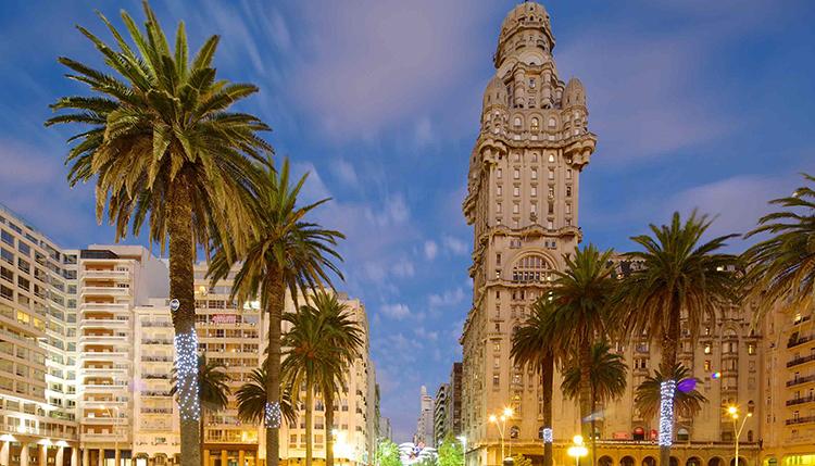 Красивый Уругвай