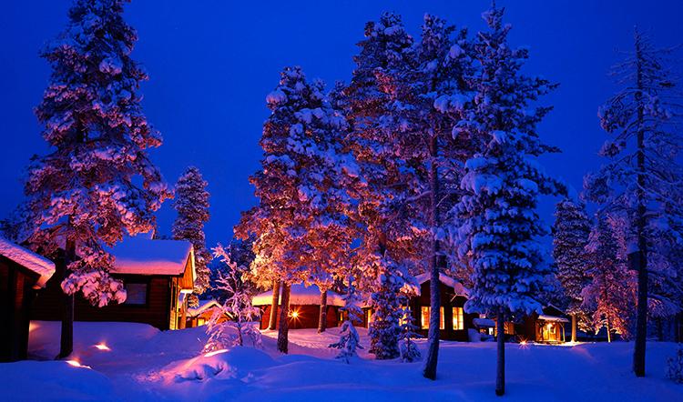 Шведская часть Лапландии