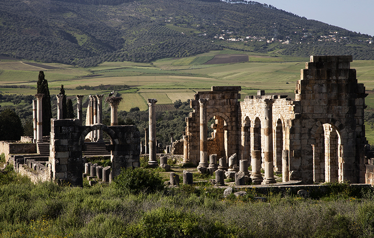 Руины Волюбилиса