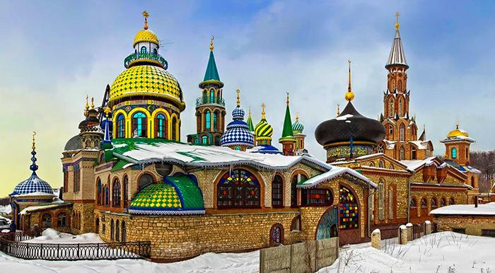 Вселенский Храм Всех Религий