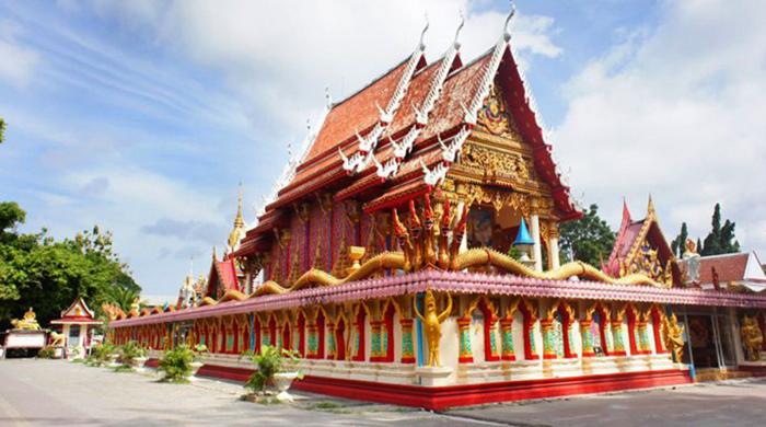 Храм Ват Пхра Нанг Санг (Wat Phra Nang Sang)