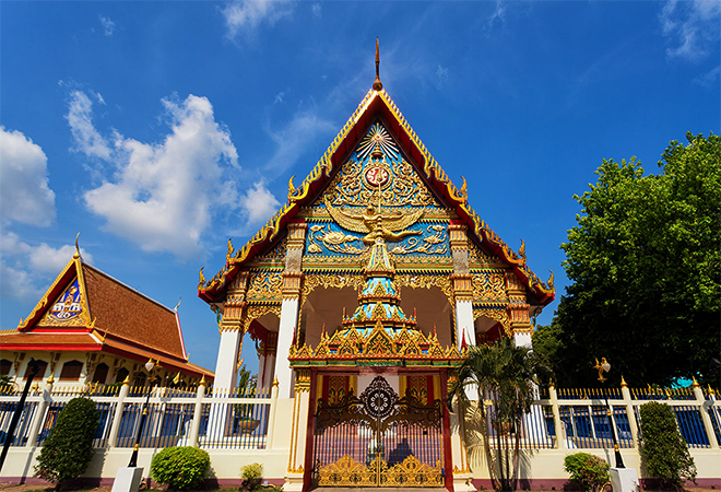 Храм Ват Путта Монгкон (Wat Putta Mongkon)