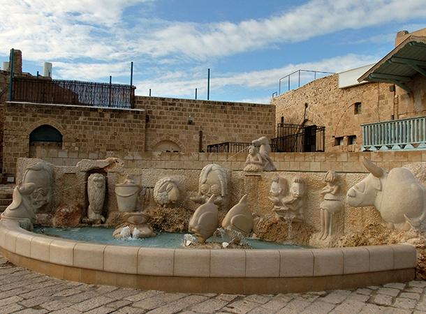 Культурная столица Яффо