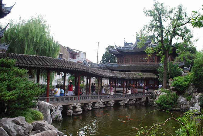 Парк Юйюань