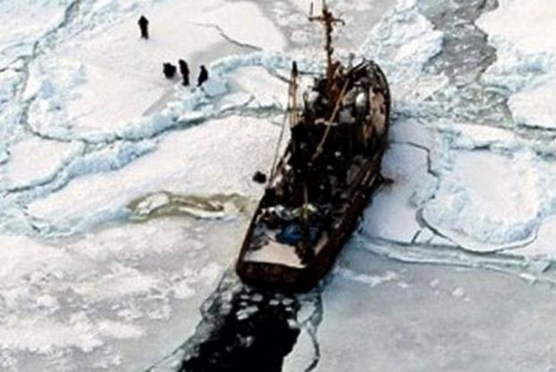 Застрявший корабль