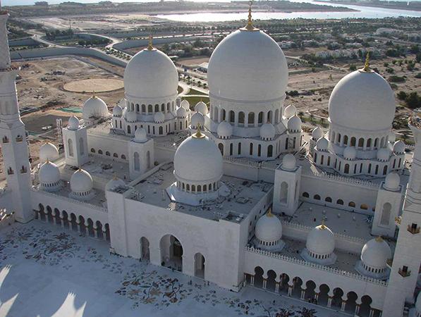 «Мечеть Шейха Зайда»