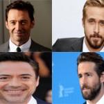 Самые красивые актеры Голливуда