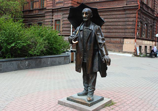 Памятник Андрею Поздееву