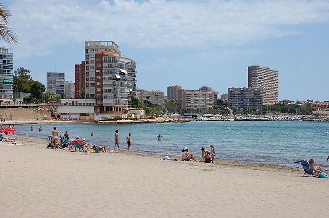 Альбуферета (Playa de la Albufereta)