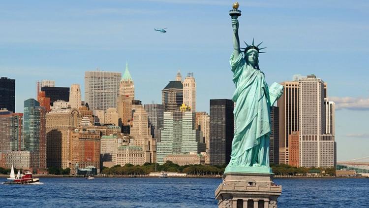 Американская Статуя Свободы