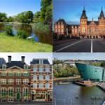 Самые красивые места Амстердама