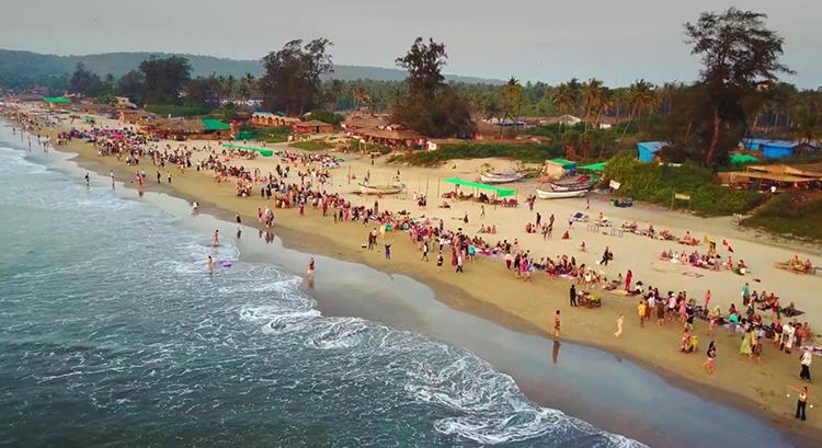 Арамболь (Arambol Beach)