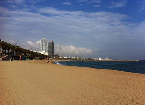 Барселонета (Playa de La Barceloneta)