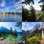Самые красивые места Баварии