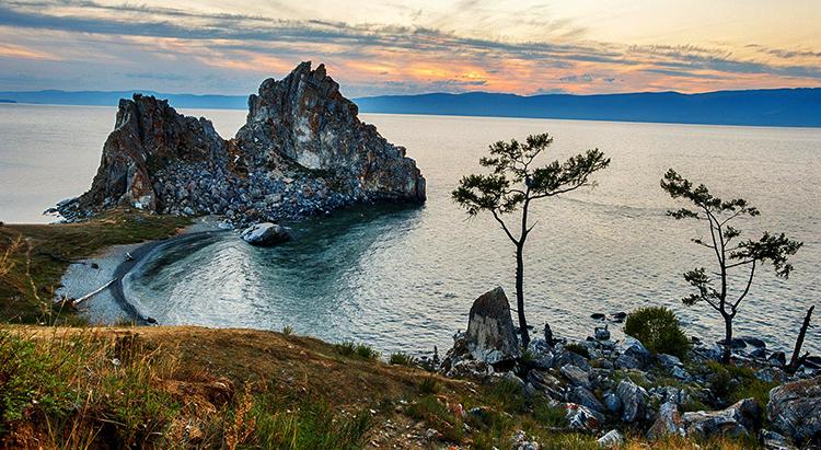 Байкал, Россия