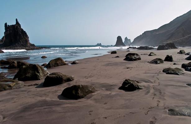 Плайя де Бенихо (Playa de Benijo)