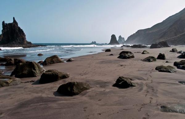 Де Бенихо / Playa de Benijo