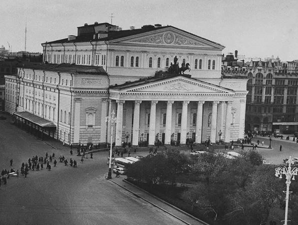 Большой театр в годы СССР