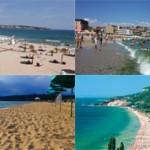 Самые красивые пляжи Болгарии