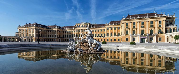 Императорский дворец Шенбрунн