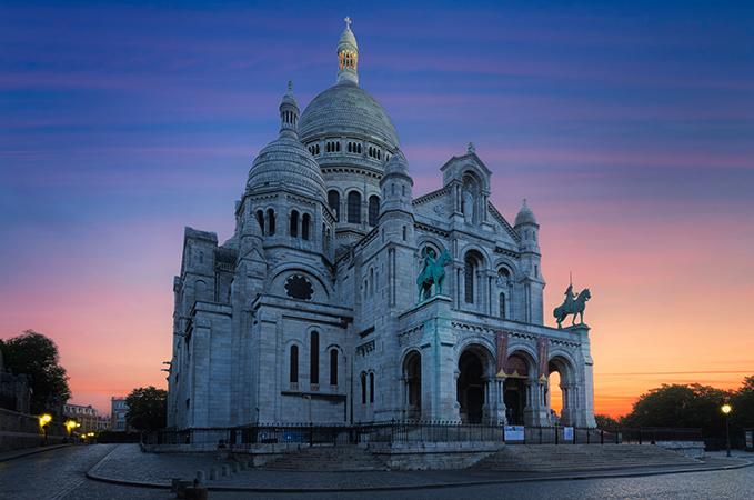 Сакре-Кер (Sacré Coeur)