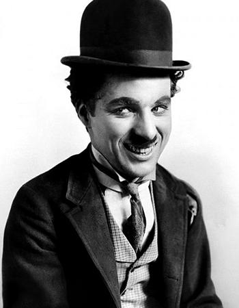 Великий Чарли Чаплин