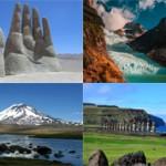 Самые красивые места Чили