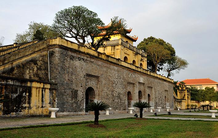 Ханойская цитадель, г. Ханой