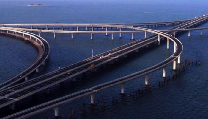 Большой мост Даньян-Куньшань (Danyang-Kunshan Grand Bridge)