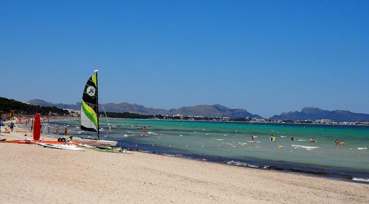 Плайя де Муро (Playa de Muro)