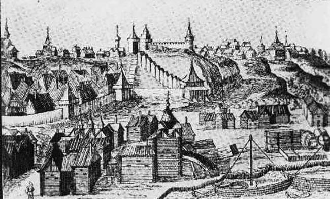 Древний Нижний Новгород