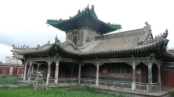 Дворец Богдо–гэгэна