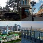 Самые красивые места Екатеринбурга