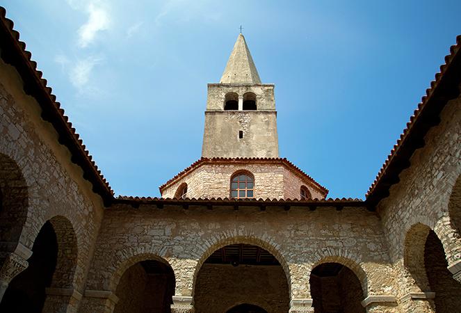 Евфразиева базилика, г. Пореч