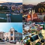 Самые красивые города восточной Европы
