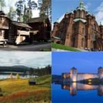 10 самых красивых мест Финляндии
