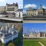 Самые красивые замки во Франции