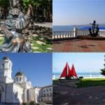 Самые красивые места в городе Геленджик