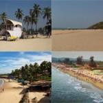 Самые красивые пляжи ГОА