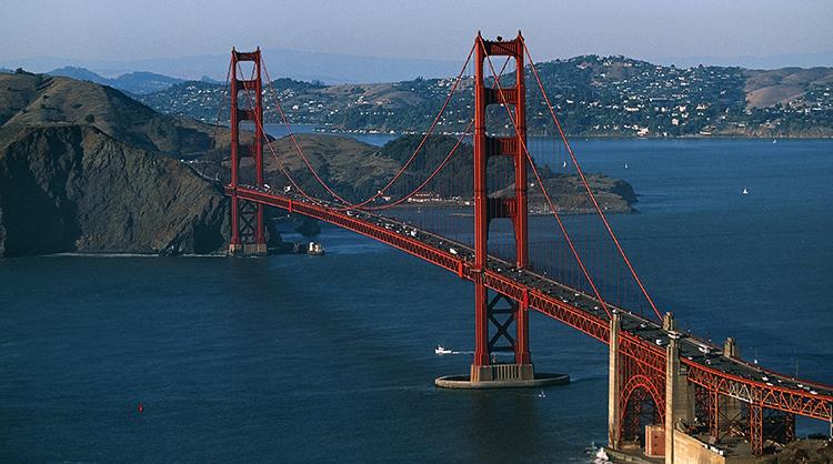 Золотые Ворота (Golden Gate)