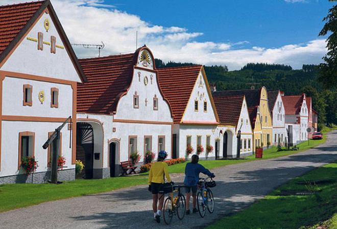 Историческая деревня Голашовице