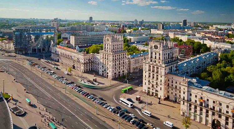 Город в Беларуси
