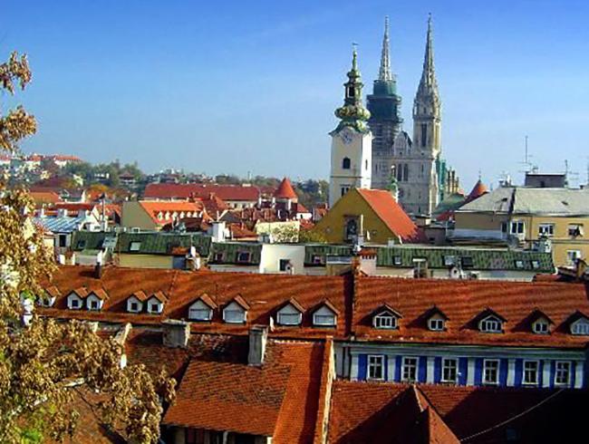 Горний Град в Загребе