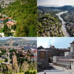 Самые красивые места Грузии