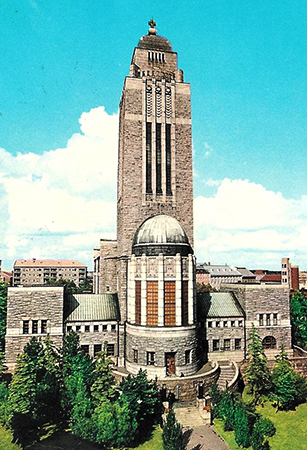 Церковь Каллио