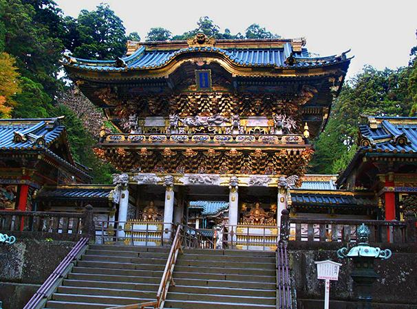Храм Тосёгу в Никко